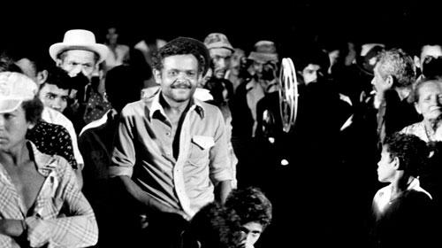 La transformación de los personajes en el documental brasileño, desde el Cinema Novo hasta Eduardo Coutinho.