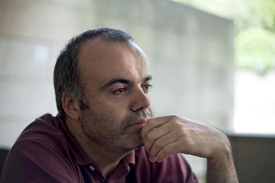31/05/11. Entrevista a Xurxo Gonzalez, director de Vikinland.
