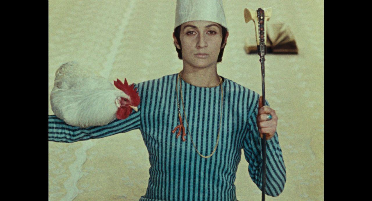 Sayat nova (1968) Sergei Parajanov, 79 min.
