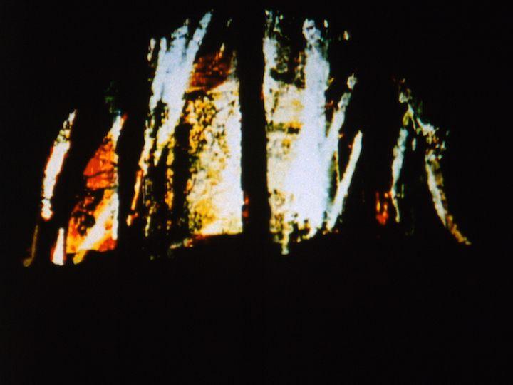 """Stephen Broomer. """"La luz expansiva""""."""