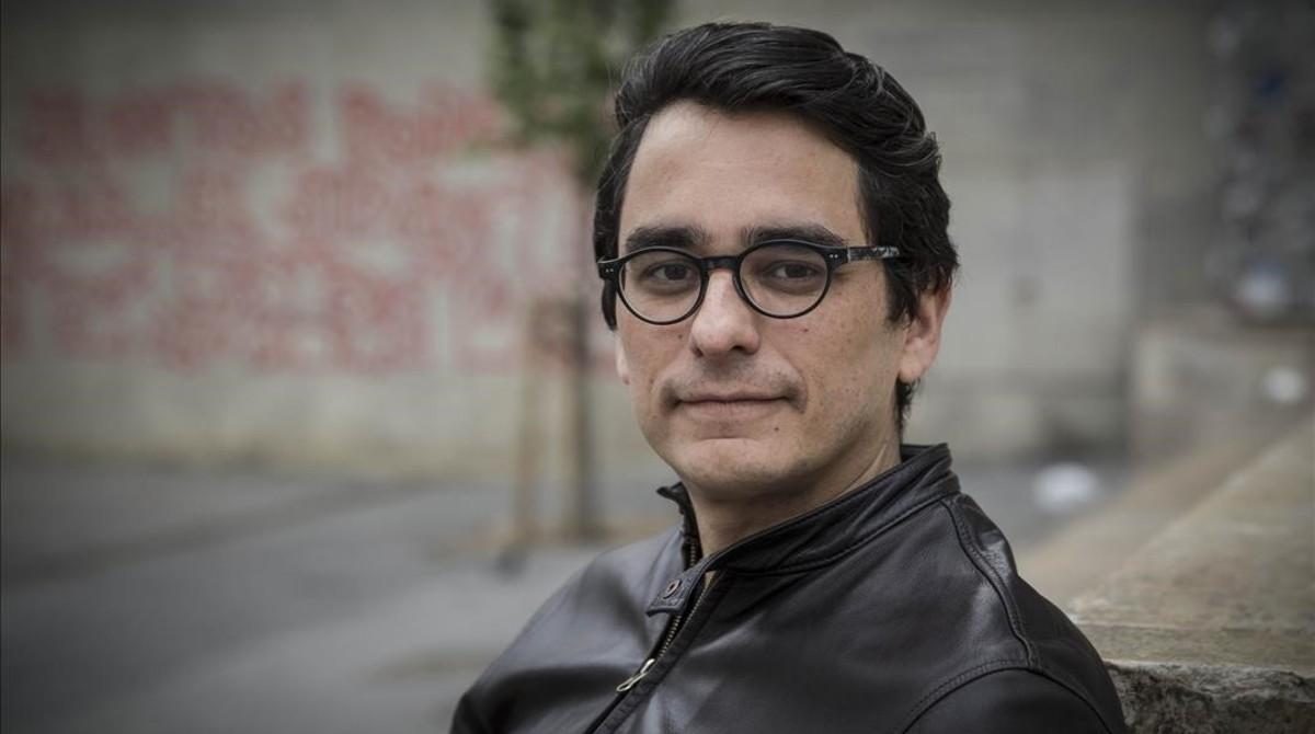 """El cine como materia fantasma"". Andrés Duque"