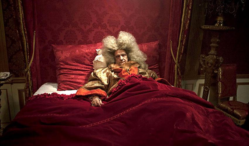 La muerte de Luis XIV. Albert Serra